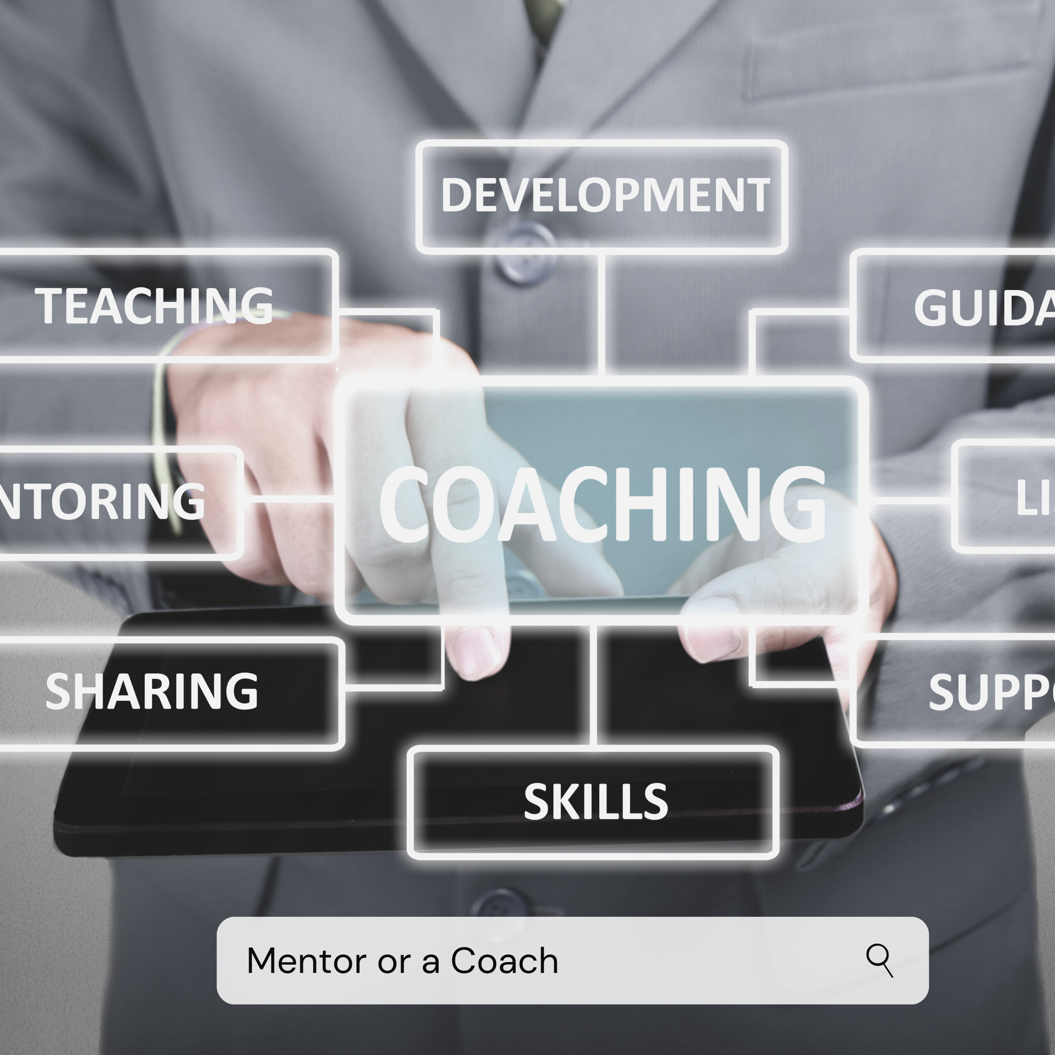 Coaching Mentoring and Business growth
